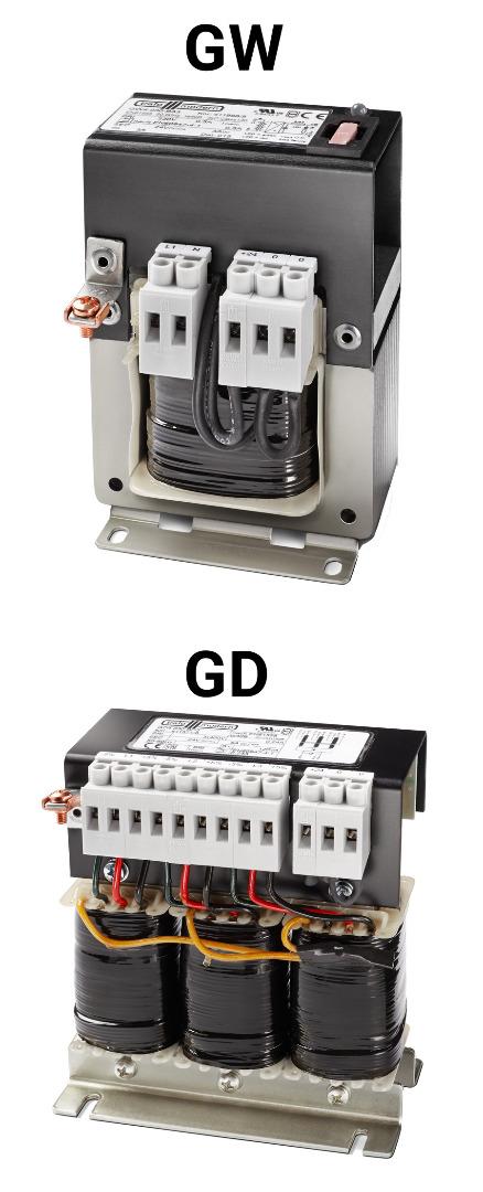 DC power supply units - trafomodern
