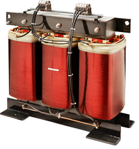 Three-phase transformer: DTF / D4TB, D4TF / DTSP / DTFSP