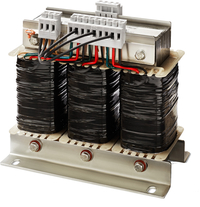 Three-phase transformer: DT / DTZ / DTI / DSB (earthing autotransformer)