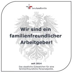 familieundberuf / GoOtezeichen_Familienfreundlicher_Arbeitgeber_neu2014 / Zum Vergrößern auf das Bild klicken